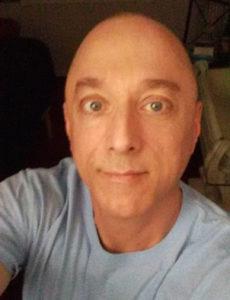 massage therapist Dennis Replogle